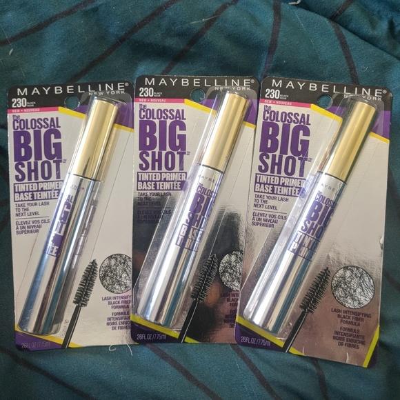 ac9aaf8a87e Maybelline Makeup | Big Shot Tinted Primer | Poshmark
